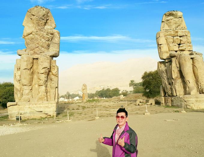 Đoan Trường kể trải nghiệm du lịch Ai Cập sau vụ đánh bom - 3