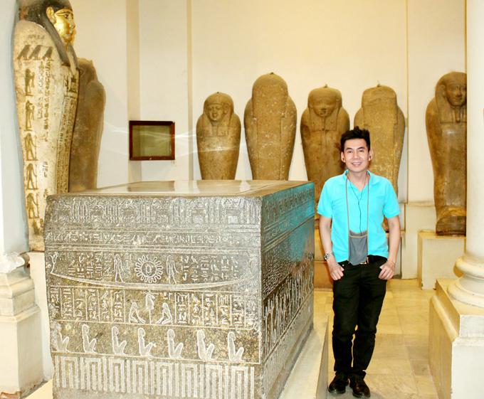 Đoan Trường kể trải nghiệm du lịch Ai Cập sau vụ đánh bom - 4