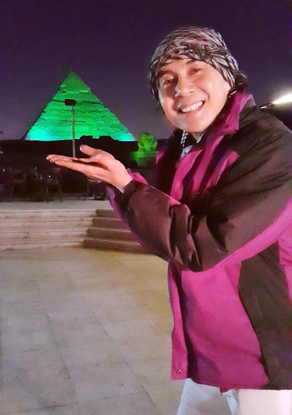 Đoan Trường kể trải nghiệm du lịch Ai Cập sau vụ đánh bom - 6