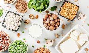 15 loại thực phẩm không phải thịt nhưng vẫn giàu protein
