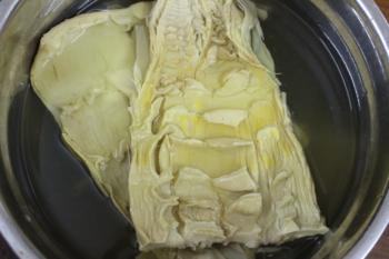 Canh măng khô móng giò chuẩn vị mâm cỗ cuối năm - 1