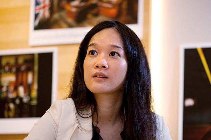 Sonia Cheng, CEO chuỗi khách sạn và resort Rosewood. Ảnh: Forbes.