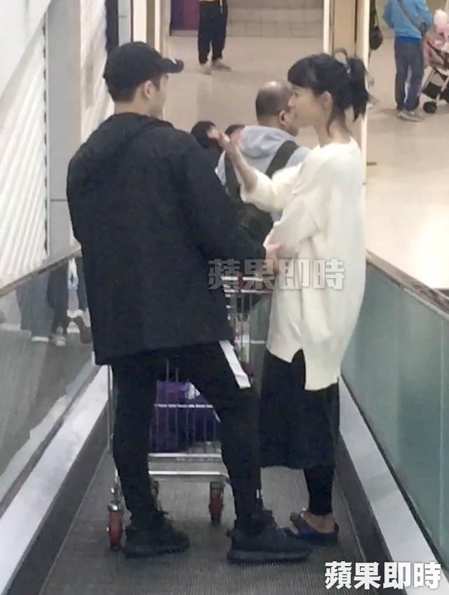 Mỹ nhân Đài Loan bỏ bạn trai, hẹn hò phi công trẻ - 4