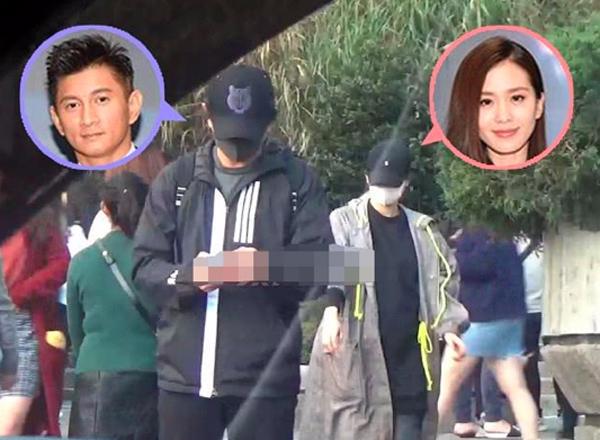 Lưu Thi Thi đeo khẩu trang, đội mũ che chắn kín mít để tránh sự chú ý.