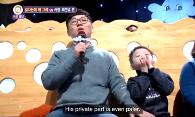 Ông bố gây phẫn nộ vì lạm dụng tình dục con trai trên truyền hình