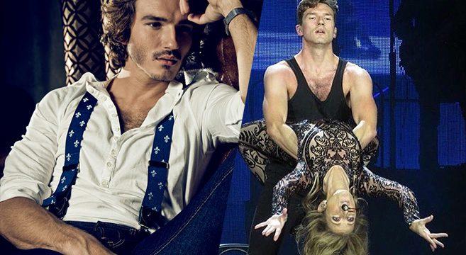 Anh chàng điển trai Pepe là vũ công của Celine Dion.