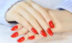 10 mẫu móng tay đỏ đón năm mới rực rỡ, may mắn