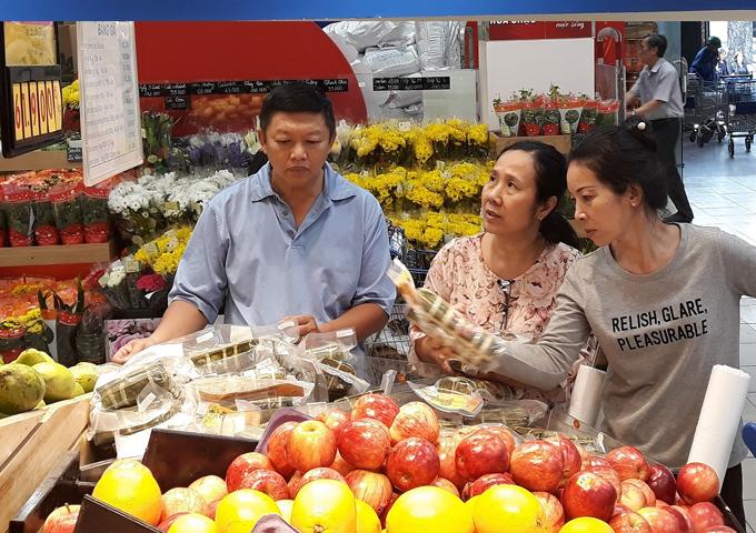 Đặc sản từng vùng miền, địa phương khác nhau có mặt tại siêu thị Co.opmart và Co.opXtra cả nước.