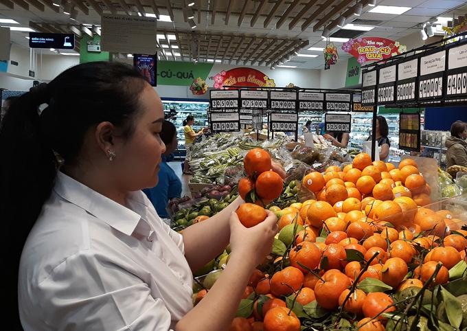 Các sản phẩm được đảm bảo nghiêm ngặt về vệ sinh an toàn thực phẩm và bán với mức giá mềm.