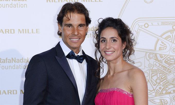 Nadal và Xisca bên nhau 14 năm mới tính chuyện kết hôn.