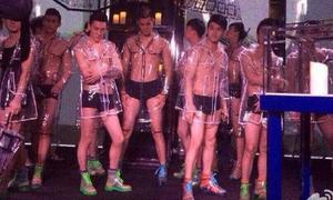 Thượng Hải truy quét câu lạc bộ trai bao cho quý bà
