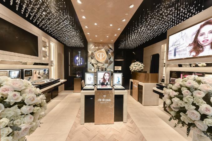 Clé de Peau Beauté kahi trương cửa hàng mỹ phẩm theo mô hình mới - 1