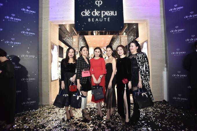 Clé de Peau Beauté kahi trương cửa hàng mỹ phẩm theo mô hình mới - 8
