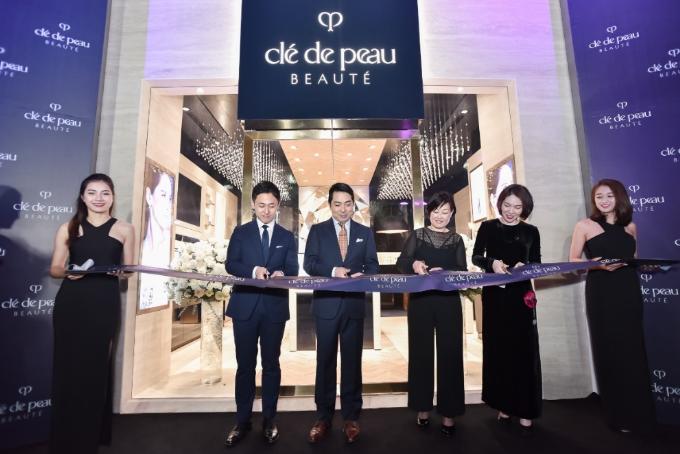Clé de Peau Beauté kahi trương cửa hàng mỹ phẩm theo mô hình mới - 5