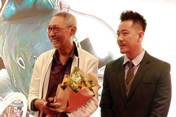 Nghệ sĩ Lê Bình - 2