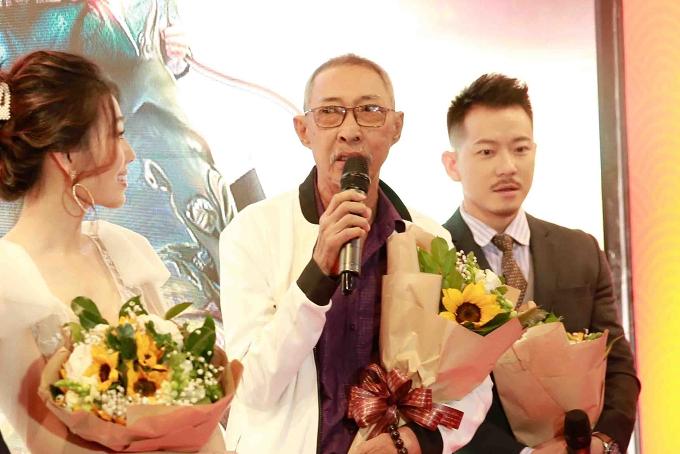 Nghệ sĩ Lê Bình - 3