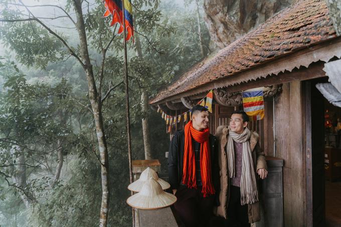 Adrian Anh Tuấn và Sơn Đoàn năm nào cũng đi du lịch ngày mùng 1 - page 2 - 1