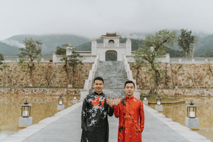Adrian Anh Tuấn và Sơn Đoàn năm nào cũng đi du lịch ngày mùng 1 - 2