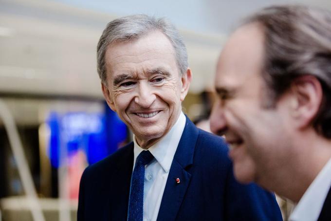 Tỷ phú Bernard Arnault vẫn làm việc chăm chỉ dù sắp bước sang tuổi 70. Ảnh: Bloomberg.