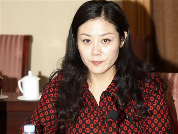 Khương Bảo Hồng (45 tuổi) - cựu phó thị trưởng của thành phố Vũ Uy, tỉnh Cam Túc, Trung Quốc. Ảnh: