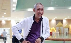 Lê Bình khoẻ hơn sau thời gian điều trị ung thư phổi
