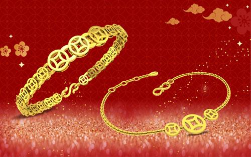 Trong nhiều nền văn hóa, tín ngưỡng trên thế giới, trang sức vàng mang tính biểu tượng của lời thề nguyện bất tử trước trời đất và là sự biểu thị hoàn hảo của tình yêu, hôn nhân. Với những thiết kế có biểu tượng phong thủy sâu sắc, trang sức vàng 24K từ thương hiệu DOJI không chỉ mang yếu tố vật chất mà còn giàu giá trị tinh thần.