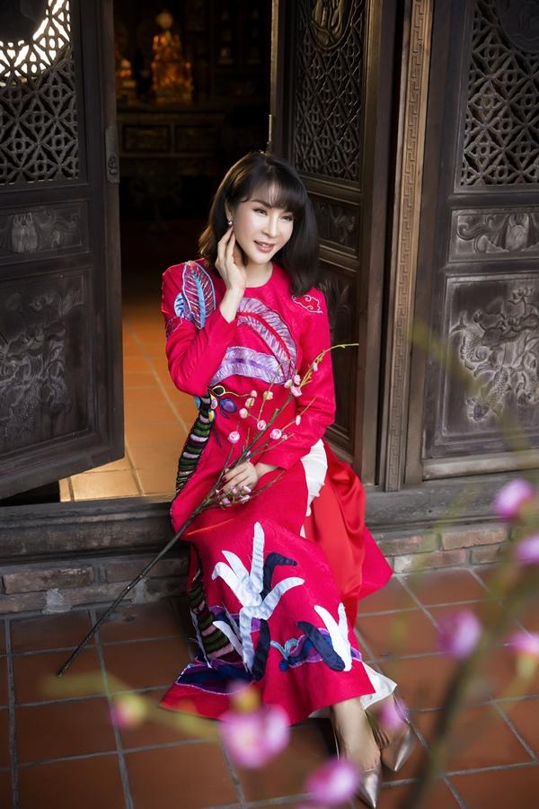 Tết này, Thanh Mai muốn dành thời gian nghỉ ngơi và du lịch cùng gia đình để thư giãn và làm mới tinh thần