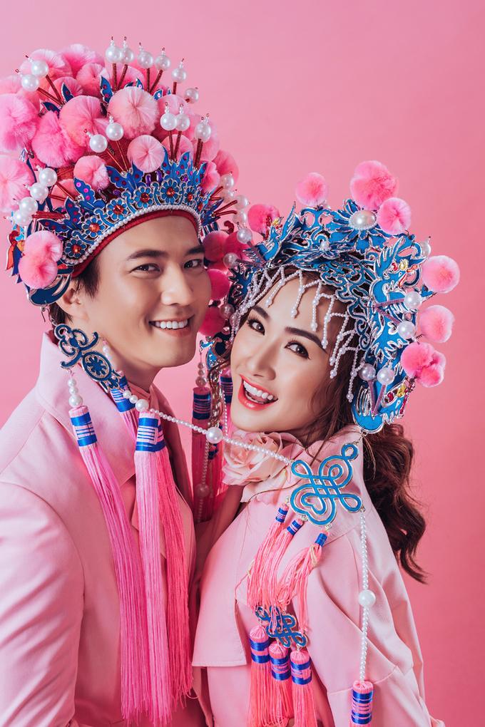 Hà Việt Dũng tiết lộ ảnh cưới theo 4 phong cách khác nhau