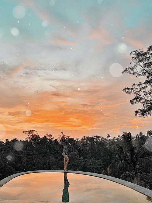Cô gái Sài Gòn lơ lửng trong khách sạn bong bóng đẹp như cổ tích ở Bali - 5