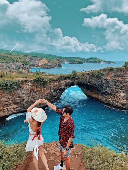Cô gái Sài Gòn lơ lửng trong khách sạn bong bóng đẹp như cổ tích ở Bali - 4