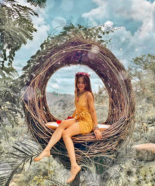 Cô gái Sài Gòn lơ lửng trong khách sạn bong bóng đẹp như cổ tích ở Bali - 3