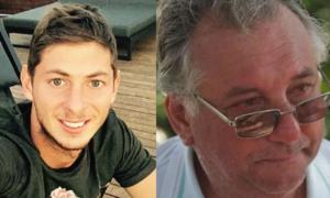 Bố Sala sụp đổ khi tìm thấy máy bay chở con trai