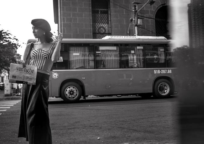 Cuối năm 2018, Minh Khuê trở lại hoạt động nghệ thuật với hình ảnh quyến rũ, cá tính hơn.