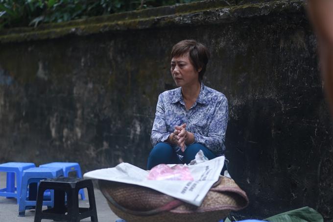Nghệ sĩ Lê Hồ Lan học cùng khóa với diễn viên Giang Còi, Chiều Xuân, Bùi Thạc Chuyên.