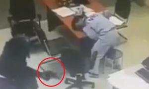 Nhân viên trạm thu phí cao tốc Long Thành bị cướp tấn công