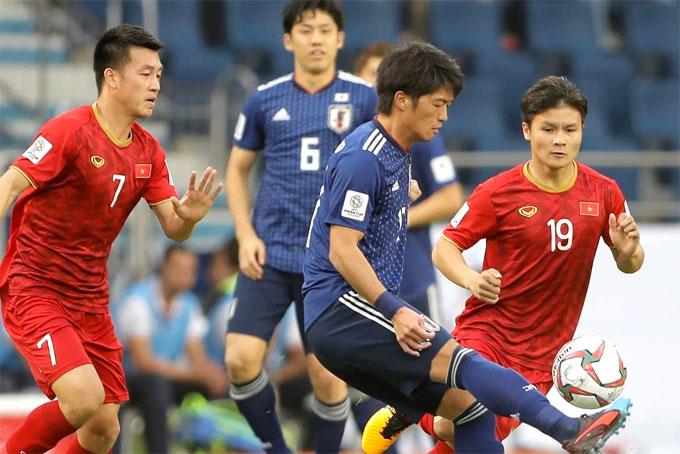 Quang Hải và các đồng đội có kỳ Asian Cup thành công.