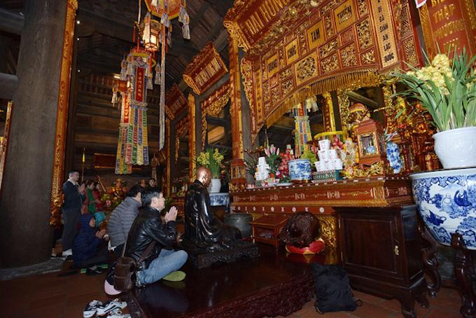 Dáng chùa Việt trên đỉnh trời Đông Dương - 5