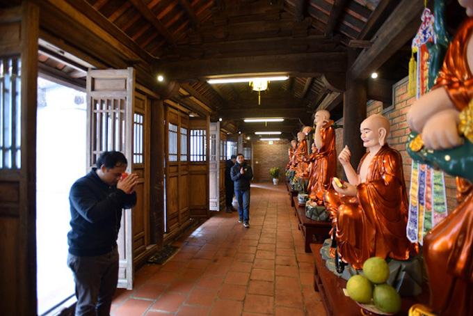 Dáng chùa Việt trên đỉnh trời Đông Dương - 6