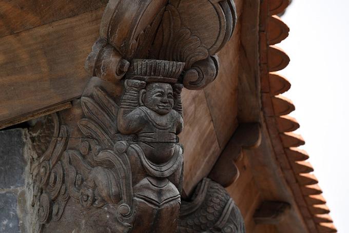 Dáng chùa Việt trên đỉnh trời Đông Dương - 8