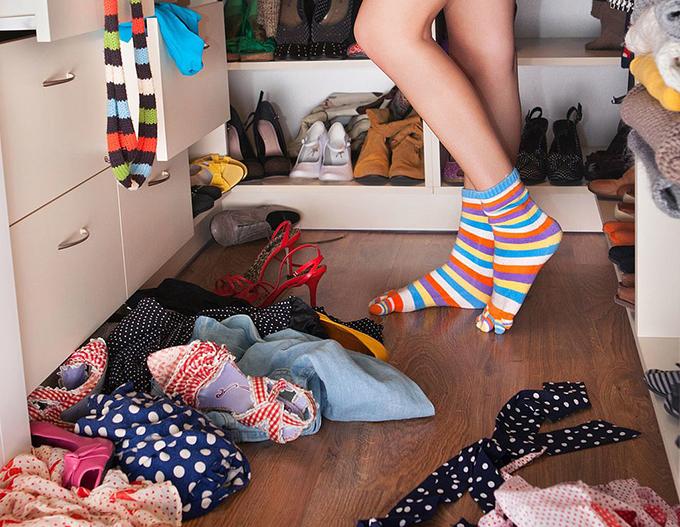 Cách cải thiện tủ quần áo quá tải - 2