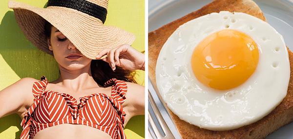 Tăng cường vitamin D Vitamin D giúp tăng tốc độ trao đổi chất, giúp bạn giảm cân nhanh hơn. Hãy tăng cường ăn cá, bơ, gan cá và trứng.