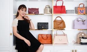 Tủ đồ hiệu của Hoa hậu Thái Nhiên Phương