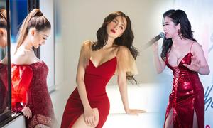 Phong cách gợi cảm của 3 quý cô tuổi Hợi trong showbiz Việt