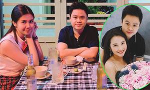 Phan Thành bác bỏ tin đồn hẹn hò người đẹp Hoa hậu Hoàn vũ Việt Nam