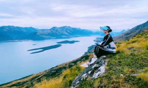 'Tình Nhi' Vương Diễm khoe ảnh du lịch giữa ồn ào đời tư