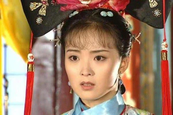 Vương Diễm khi đóng phim Hoàn Châu.