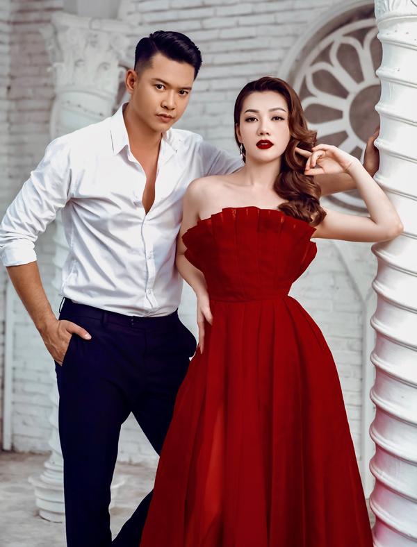 Hồ Đức Vĩnh có mối quan hệ thân thiết với Hoa hậu Quốc tế người Việt 2016. Anh từng là người huấn luyện catwalk và hỗ trợ Thái Nhiên Phương chuẩn bị mọi thứtrong cuộc thi nhan sắc tổ chức ở Mỹ.