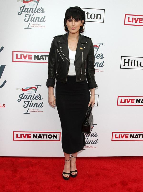 Diễn viên Rumer Willis - con gái cả của tài tử Bruce Willis và minh tinh Demi Moore.