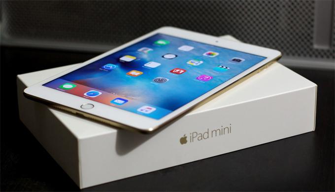 iPad mini 5 giữ nguyên thiết kế, nâng cấu hình