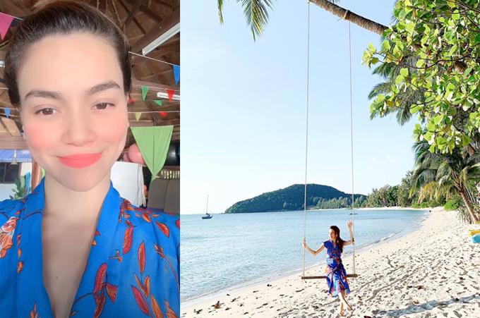 Hồ Ngọc Hà lại lựa chọn một chuyến đi đến Koh Samui (Thái Lan) cùng gia đình nhưng thay vì để nghỉ dưỡng thì mục đích của hành trình này là để detox thải độc. Cô tham gia một liệu trình thải độc nghiêm ngặt, hàng ngày chỉ uống nước, ăn hoa quả, rau củ, tập thể dục để thải độc toàn bộ cơ thể và tâm trí.